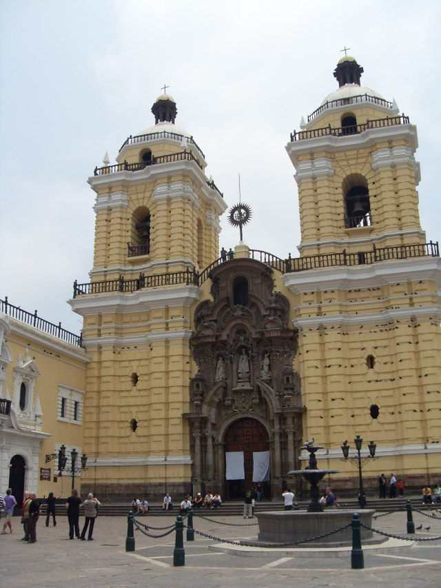 Plaza de las Armas - Plaza Mayor - Lima