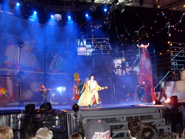Cirque du Soleil - Québec