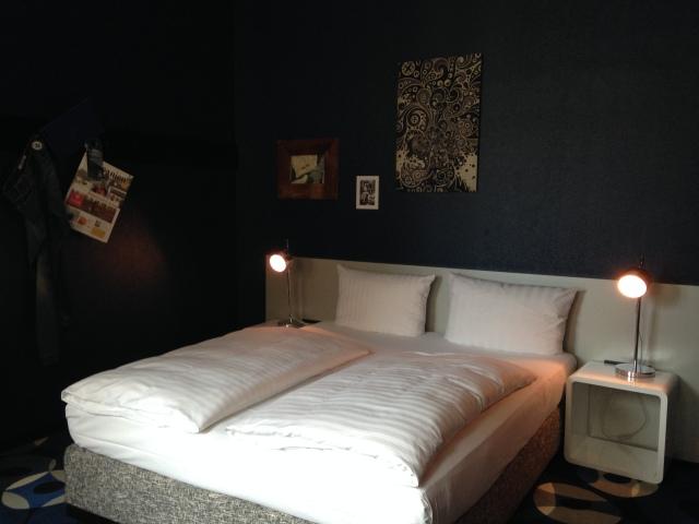Apartamento P no 25hours Hotel Frankfurt by Levi's