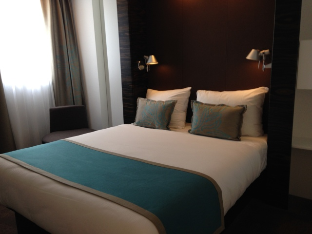 Interior do apartamento Hotel Edinburgh - Princes Motel One em Edimburgo