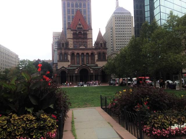 Copley Square - Boston