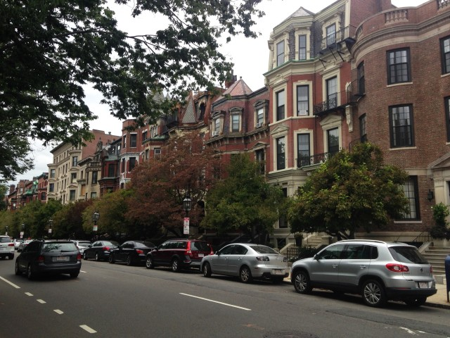 Back Bay - Boston
