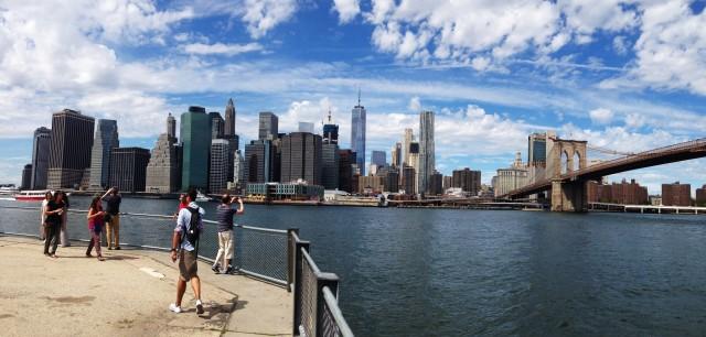 Ponte do Brooklyn (Brooklyn Bridget) - Brooklyn - New York